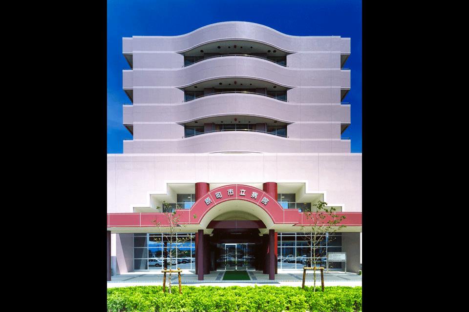 南相馬市立総合病院(旧原町市立病院)