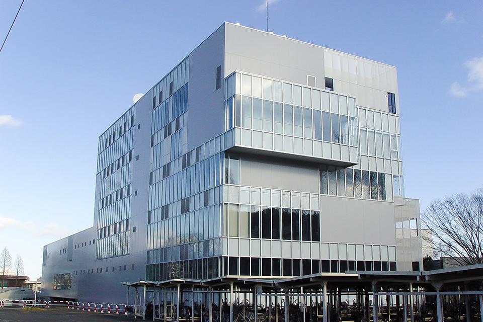 東北大学(川内)マルチメディア総合研究棟