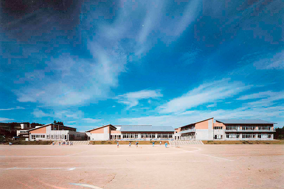 一関市立萩荘小学校