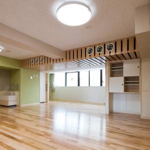 東北公済病院「菜の花保育所」改修工事