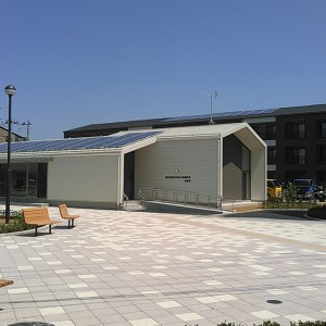 石巻市営あけぼの北復興住宅