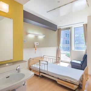 東北公済病院Ⅱ号館