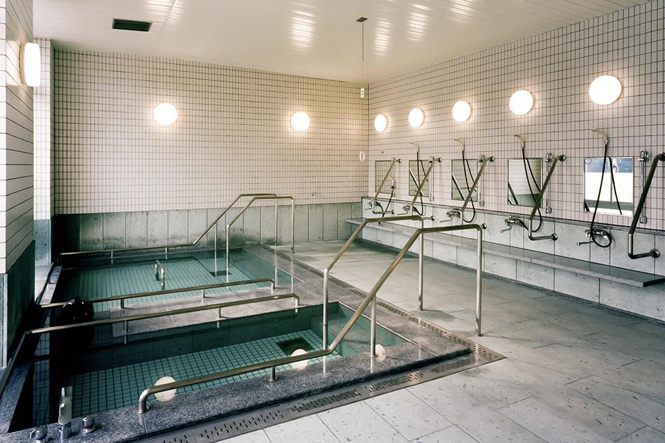 006-女川老健-1階浴室(一般浴)