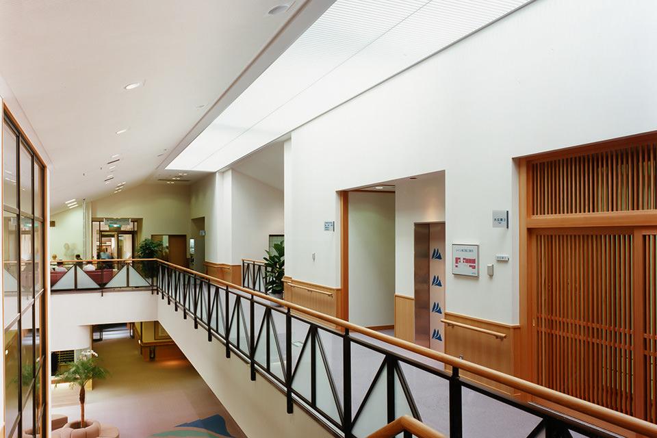 健康増進交流センター「ユフォーレ」