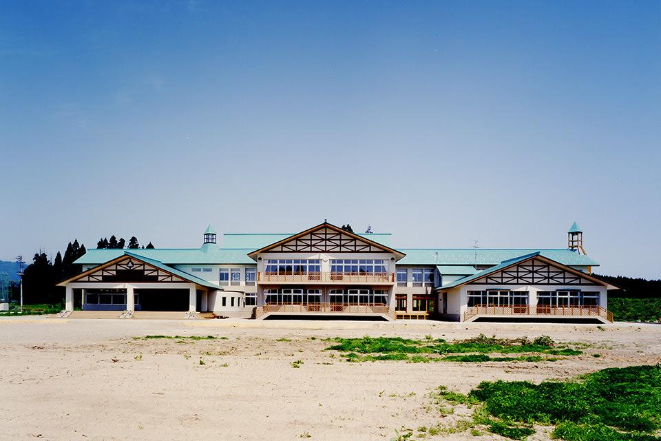 仙北市立(旧角館町立)中川小学校