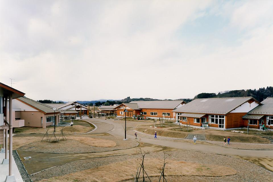 栗原市立(旧一迫町立)一迫幼稚園・小学校