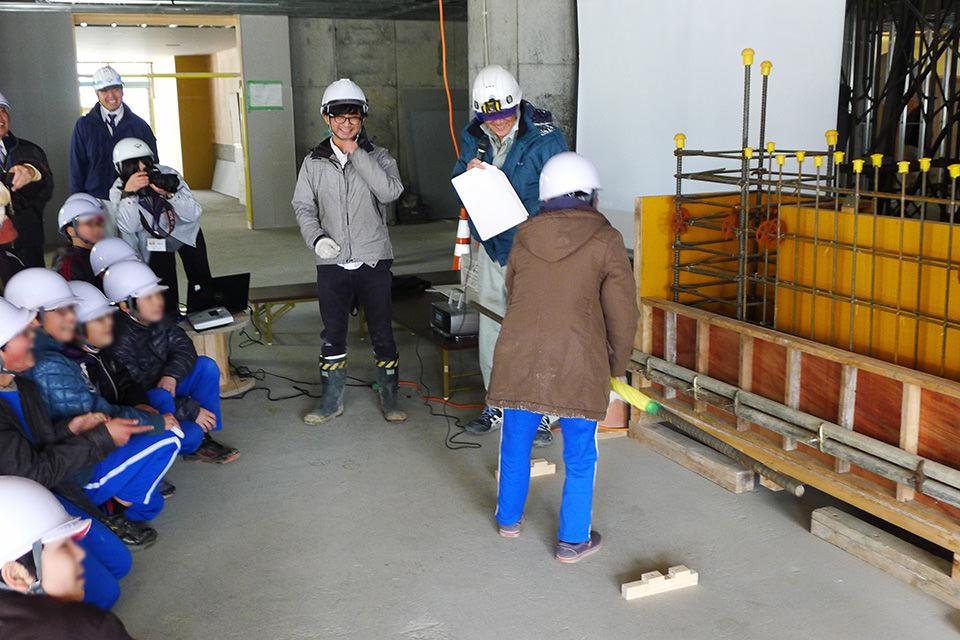 須賀川市立第一小学校・児童クラブ館