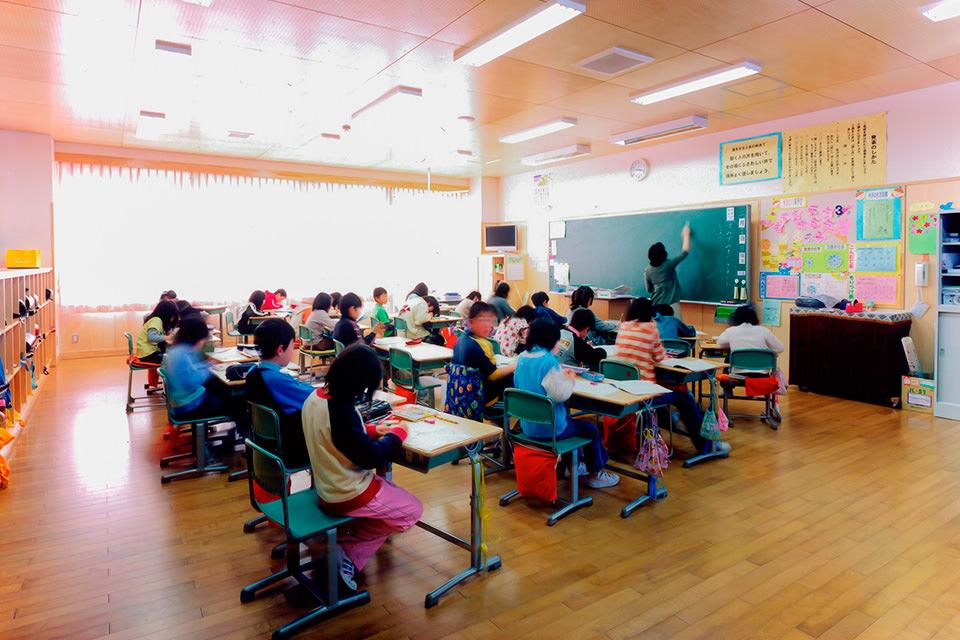 002-普通教室001