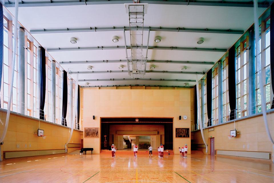 栗原市立栗駒小学校(旧栗駒町立岩ヶ崎小学校)