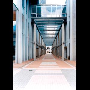 東北工業大学 環境情報工学科 研究棟・教育棟