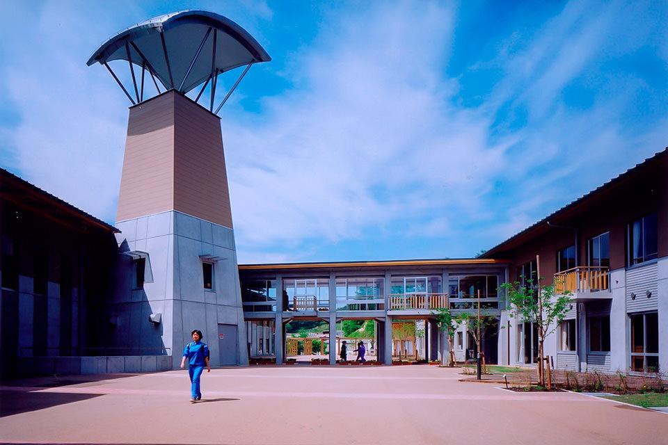 山田町立山田中学校