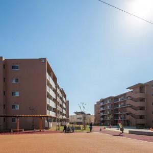 仙台市田子西復興公営住宅