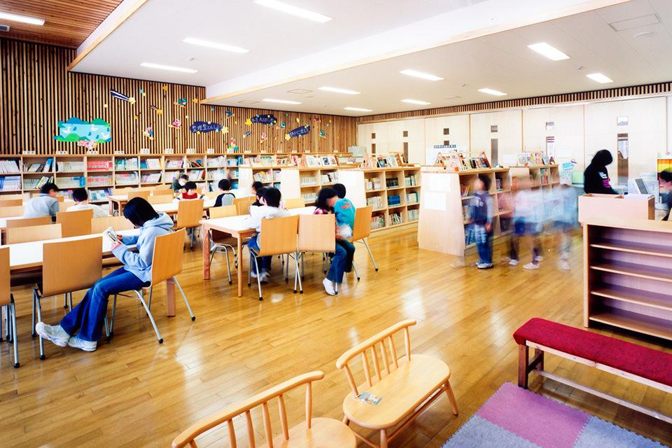 003-図書室