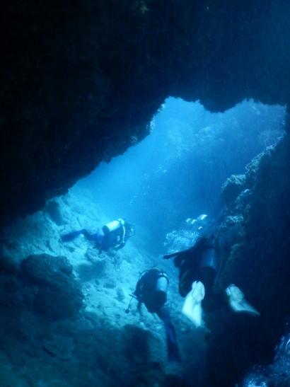 06 洞窟ツアー