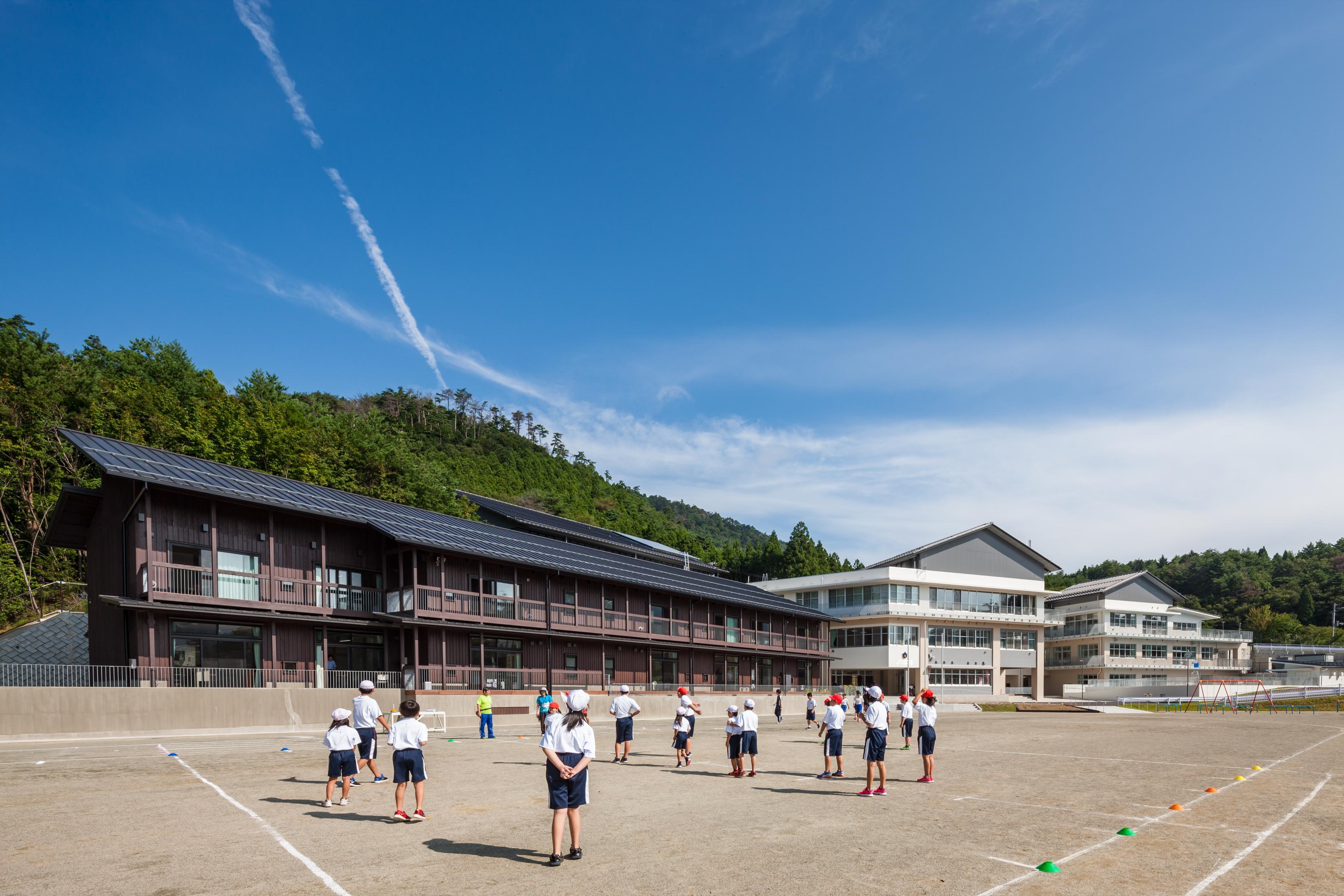 石巻市立雄勝小・中学校