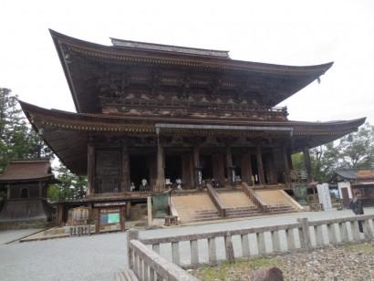 ⑧金峯山寺蔵王堂 (NXPowerLite Copy)