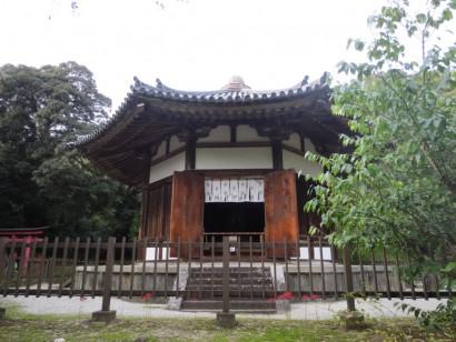 ⑨栄山寺八角円堂 (NXPowerLite Copy)