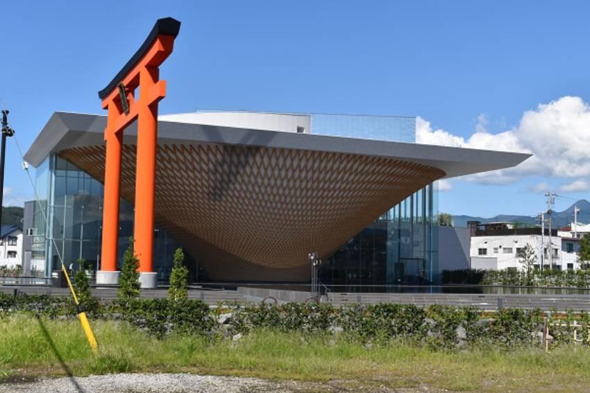 ⑦静岡富士山世界遺産センター
