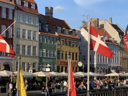 コペンハーゲンといえば…ニューハウンの風景
