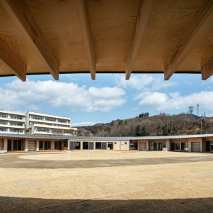 女川町立保育所(女川町立しおかぜ保育所)