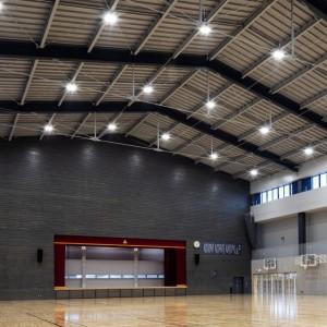 宮城県佐沼高等学校第一体育館